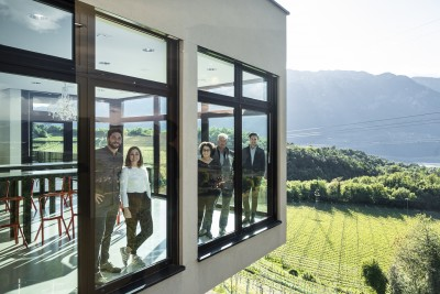 Thumbnail Discover and taste the essence of Alto Adige's wine at Pfitscher