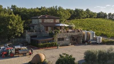 Thumbnail Degustazione a Castellina in Chianti da Poggio Amorelli