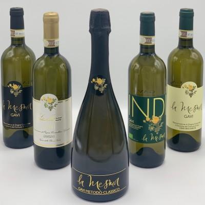 Thumbnail Wine Experience: All Gavi in 5 glasses