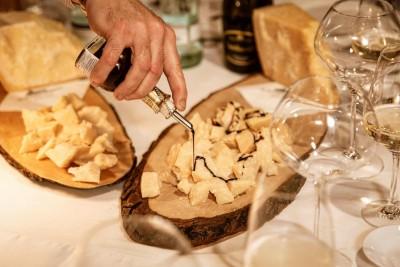 "Thumbnail ""I Grandi Classici"" Superior Tasting at Acetaia Sereni"