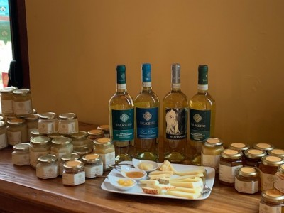 Thumbnail Golden Wine Tasting at Palagetto