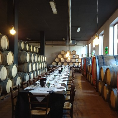 """Thumbnail Tuscan Light Lunch and """"Tosca"""" Tasting at Palagetto winery"""
