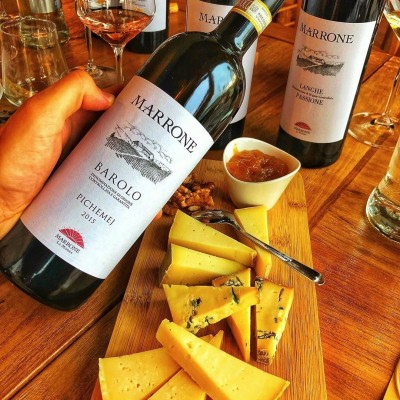 Thumbnail Wine and light Lunch Experience at Agricola Marrone