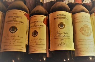 Thumbnail Comparative Tasting and Wine Tour at Poderi Boscarelli