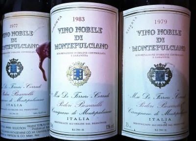 Thumbnail Wine experience: Traditional Wines of Montepulciano