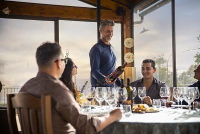 Thumbnail Pranzo Leggero e Wine Tour presso Poggio Rubino