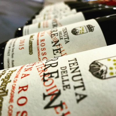 Thumbnail Roulette tasting of Etna's wines at Tenuta delle Terre Nere winery