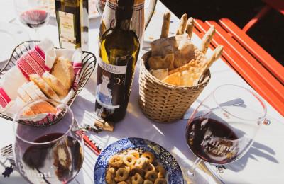 Thumbnail Wine and food pairing at Fattoria Montereggi