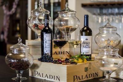 Thumbnail Sensory wine tasting at Casa Paladin