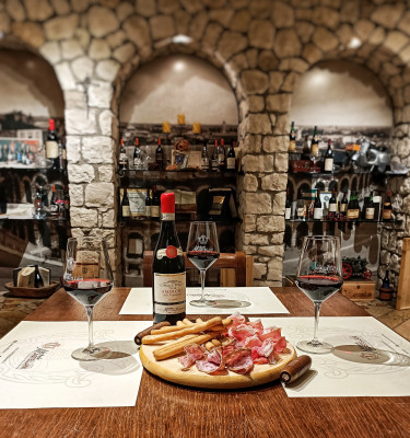 Thumbnail Tuffo nel mondo del vino da Castellani Michele & Figli