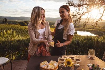 Thumbnail Belvedere: Corso di cucina e cena al tramonto