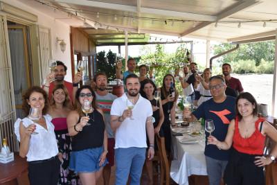 Thumbnail Wine tasting and lunch close to the Volcano at Lune del Vesuvio