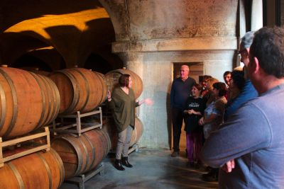 """Thumbnail """"Parva"""" Visit at Guado Al Melo Winery"""