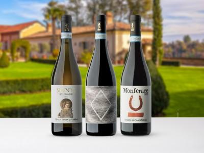 Thumbnail Collection wines tasting experience at Tenuta Santa Caterina