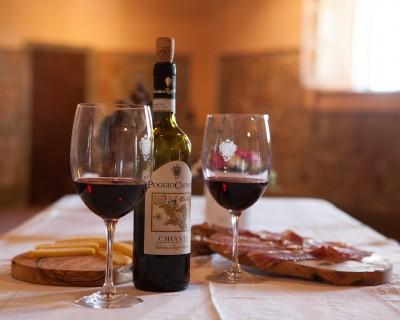 Thumbnail Amazing wine tasting and tour in Chianti at Fattoria Poggio Capponi