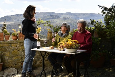 Thumbnail Taste and discover organic wine and extra virgin olive oil at Poggiopiano