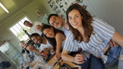 Thumbnail Wine tasting at La Guarda Winery