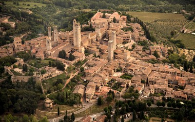 Thumbnail Helicopter wine tour from Tenuta Torciano