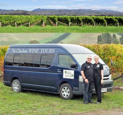 Thumbnail Half wine day tour from Marlborough