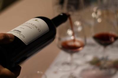 Thumbnail Nebbiolo wine tasting at Tenuta Carretta