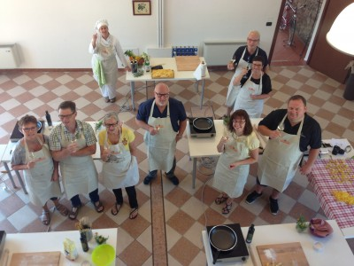 Thumbnail Cooking class at Valleselle Estate