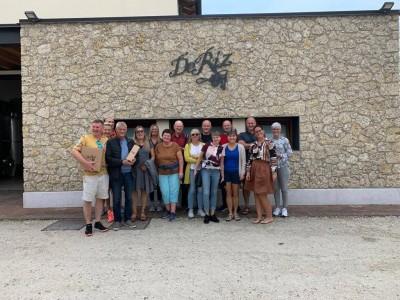 Thumbnail Discovering Conegliano Valdobbiadene Prosecco at De Riz Winery