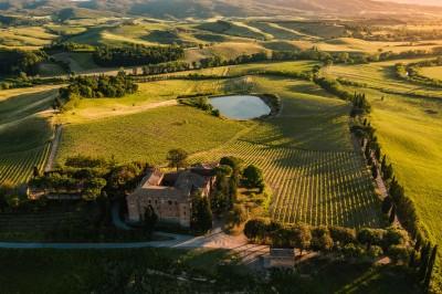 Thumbnail Self wine tour della Val D'Orcia targato Winedering
