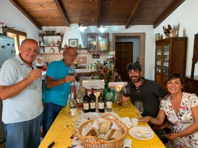 Thumbnail Calabria wine tasting at Celimarro Winery