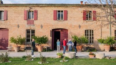Thumbnail Living Fattoria del Piccione: a winery sensorial experience close to Rimini