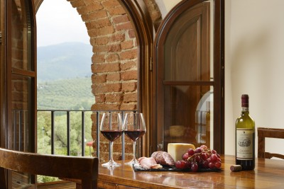 Thumbnail Pistoia and tuscany in a glass: wine tasting at Casalbosco
