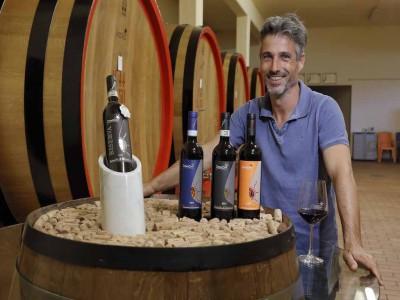Thumbnail Alla scoperta dei vini toscani presso la Cantina Sassodisole