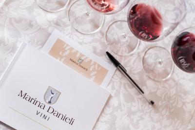 Thumbnail Standard wine tasting at Marina Danieli Estate