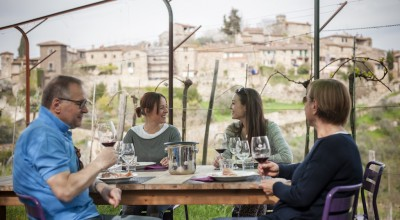 Thumbnail Wine tasting at the foot of the medieval hamlet of Montefioralle
