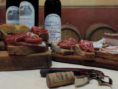 Thumbnail Wine world sensory pathway at Monticello Winery