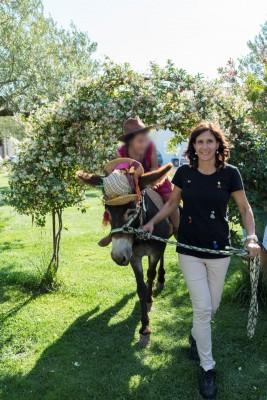 Thumbnail Animal farm and aromas garden experience at Augustali Winery