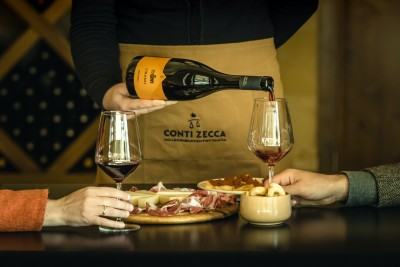 Thumbnail Selection wine tour experience at Conti Zecca