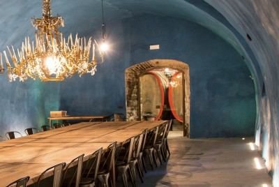 Thumbnail Royal tour alla scoperta di Castello del Trebbio