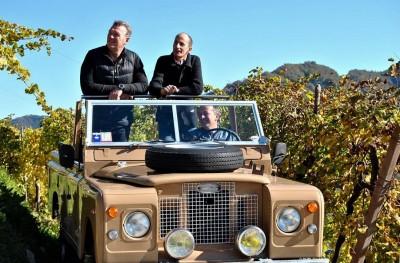 Thumbnail Tour on the hills of Valdobbiadene in Land Rover