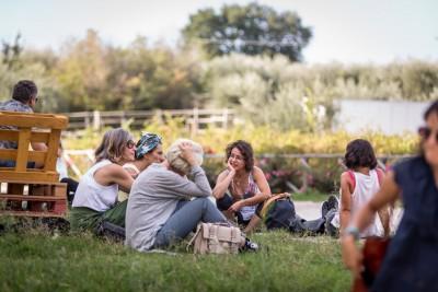 Thumbnail Organic picnic in the vineyard at Vini Di Filippo