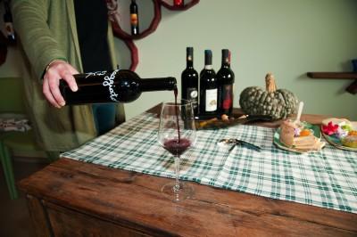 Thumbnail Foodie wine tasting at La Spinosa
