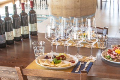 Thumbnail Full vintage selection wine tasting at Gambino Winery