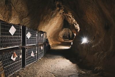 Thumbnail Wine tasting among the stalactites at Durin Winery