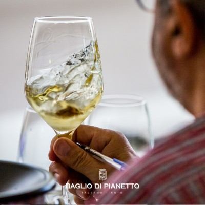 Thumbnail Tasting of Natural and classic wines at Baglio di Pianetto winery