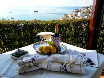 Thumbnail Cooking Class and wine tasting on the Amalfi Coast