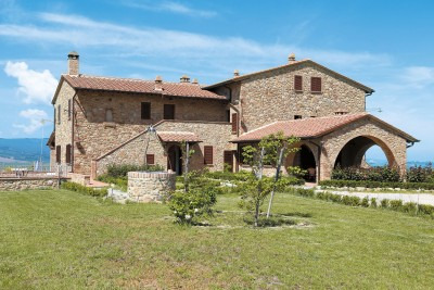Thumbnail Panoramic light lunch experience at Podere Marcampo